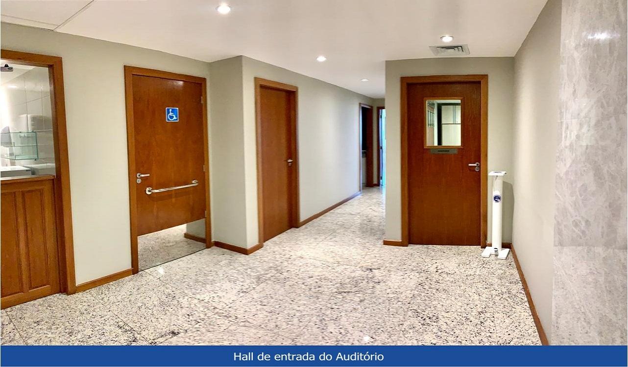 6 - Hall de entrada do Auditório e