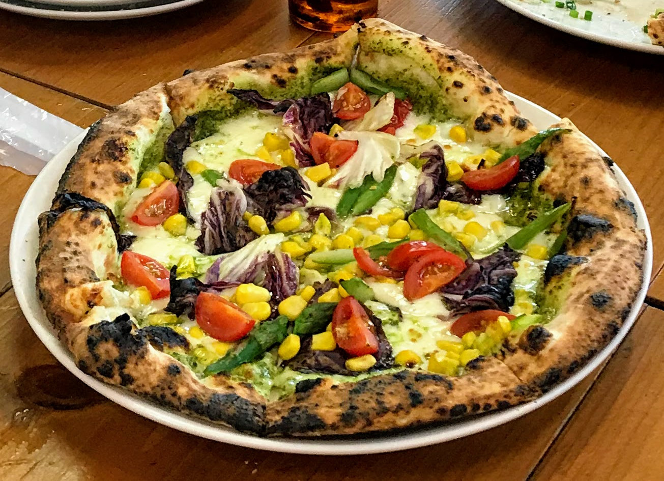 Pizzeria Da Pe GONZO