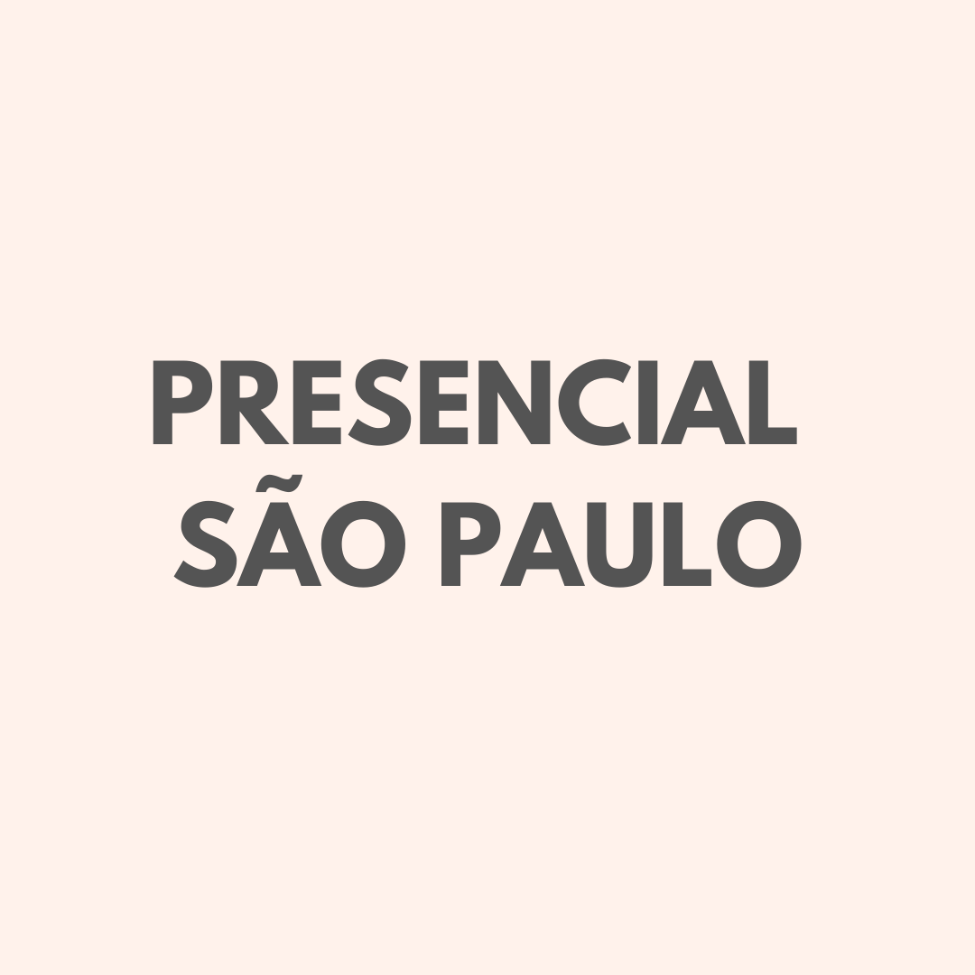 CONSULTA PRESENCIAL SÃO PAULO