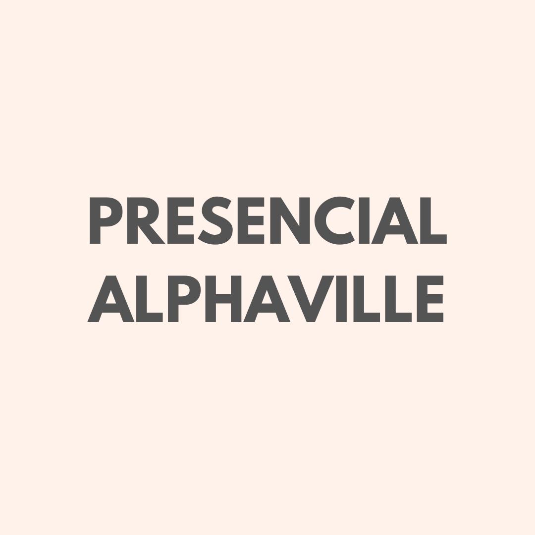CONSULTA PRESENCIAL ALPHAVILLE