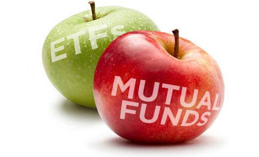 ETF vs Mutual Fund