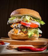close-up-photo-of-a-cheese-burger-163357