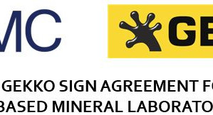 PMC AND GEKKO SIGN AGREEMENT FOR NORTH AMERICAN BASED MINERAL LABORATORY SERVICES