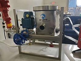 gravity concentrator