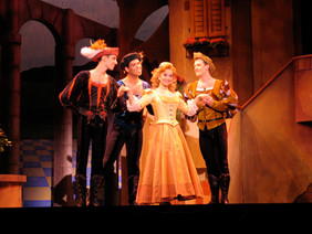 Kiss Me Kate Tour