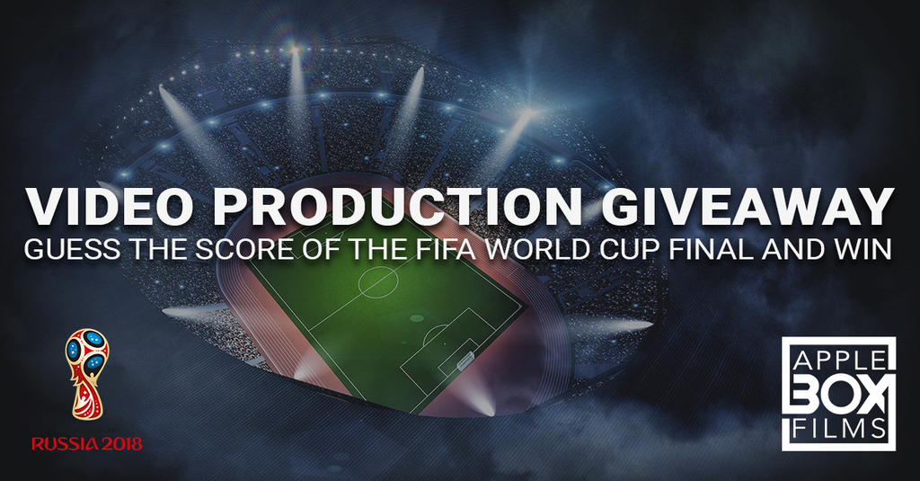 FIFA World Cup 2018 Video Production Giveaway!