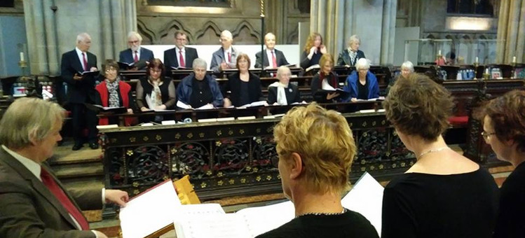 Lichfield Cathedral Evensong