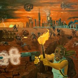 Dystopia Fireworld