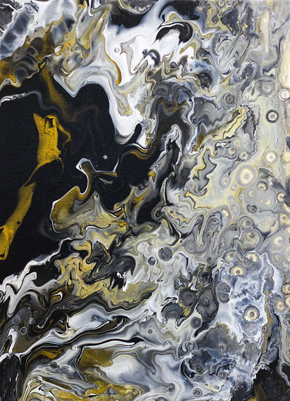 Abstract paint pour marble, Saskatoon, art, Kas Rea, Kas Rea Visual Arts, YXE, acrylic, fine art, Candian art