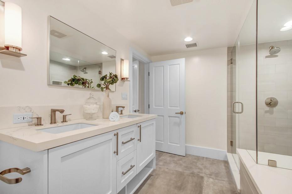 840 Thayer Ave - bathroom 4 double vanit