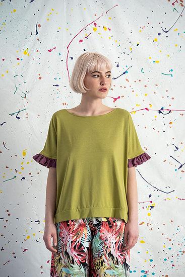 Maglietta Ortensia-jersey-