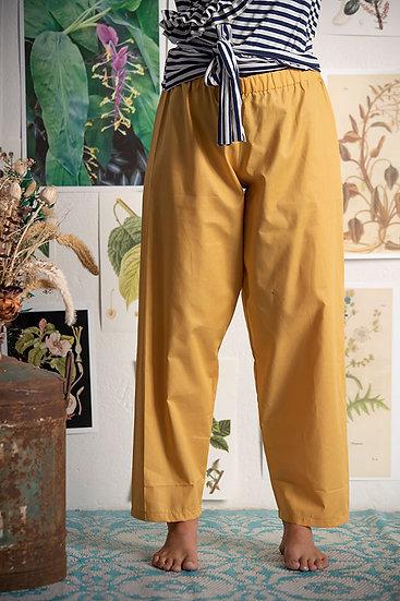 Pantalone slim-cotone-tg2