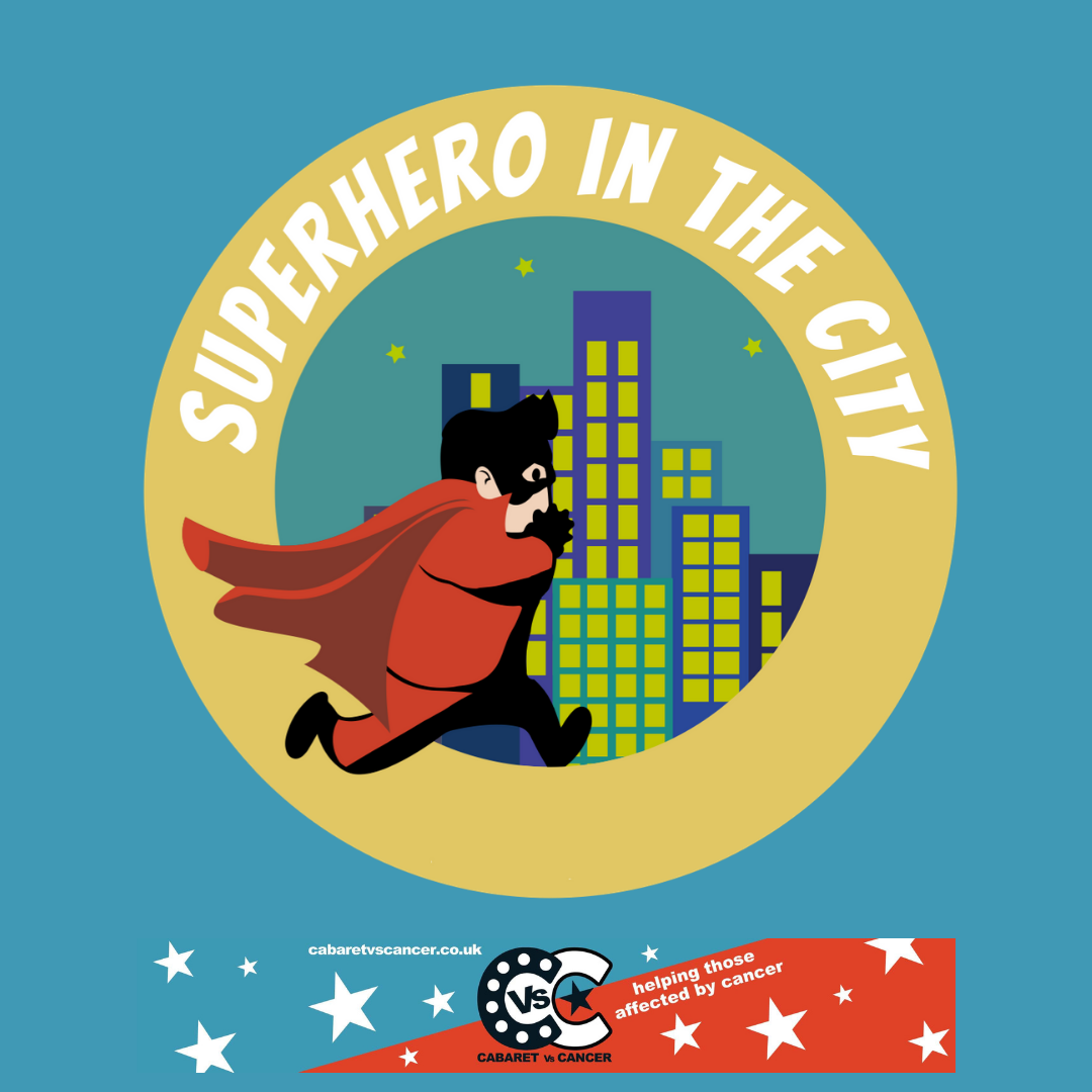Cabaret Super Hero Fun Run!