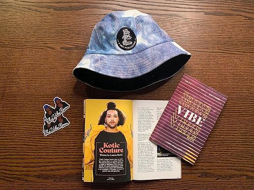 Issue 8 Magazine & TVR Bucket Hat