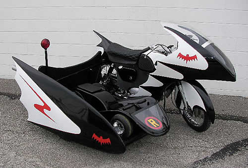 1966 Gotham Cycle replica