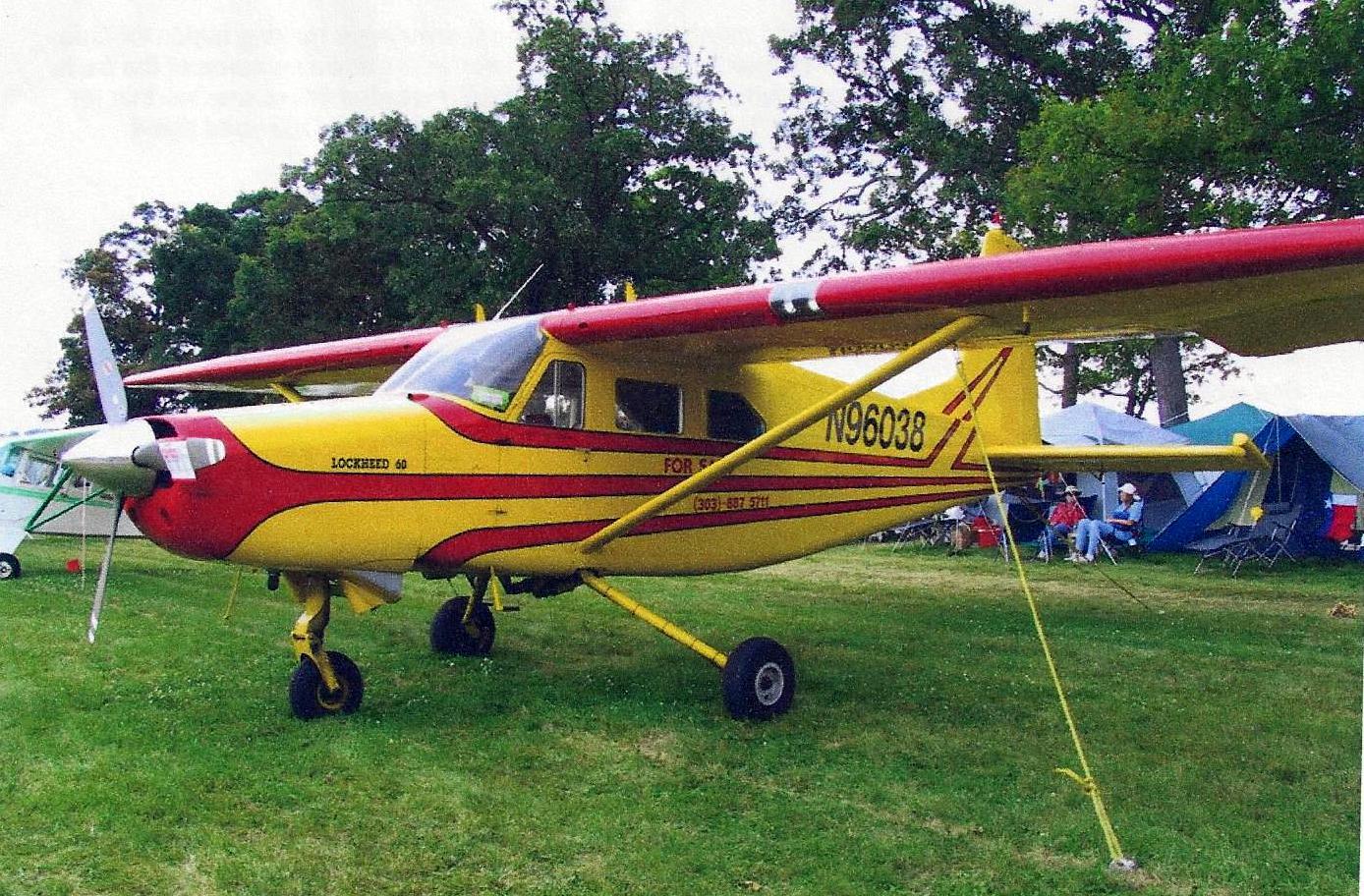 Lockheed AL-60