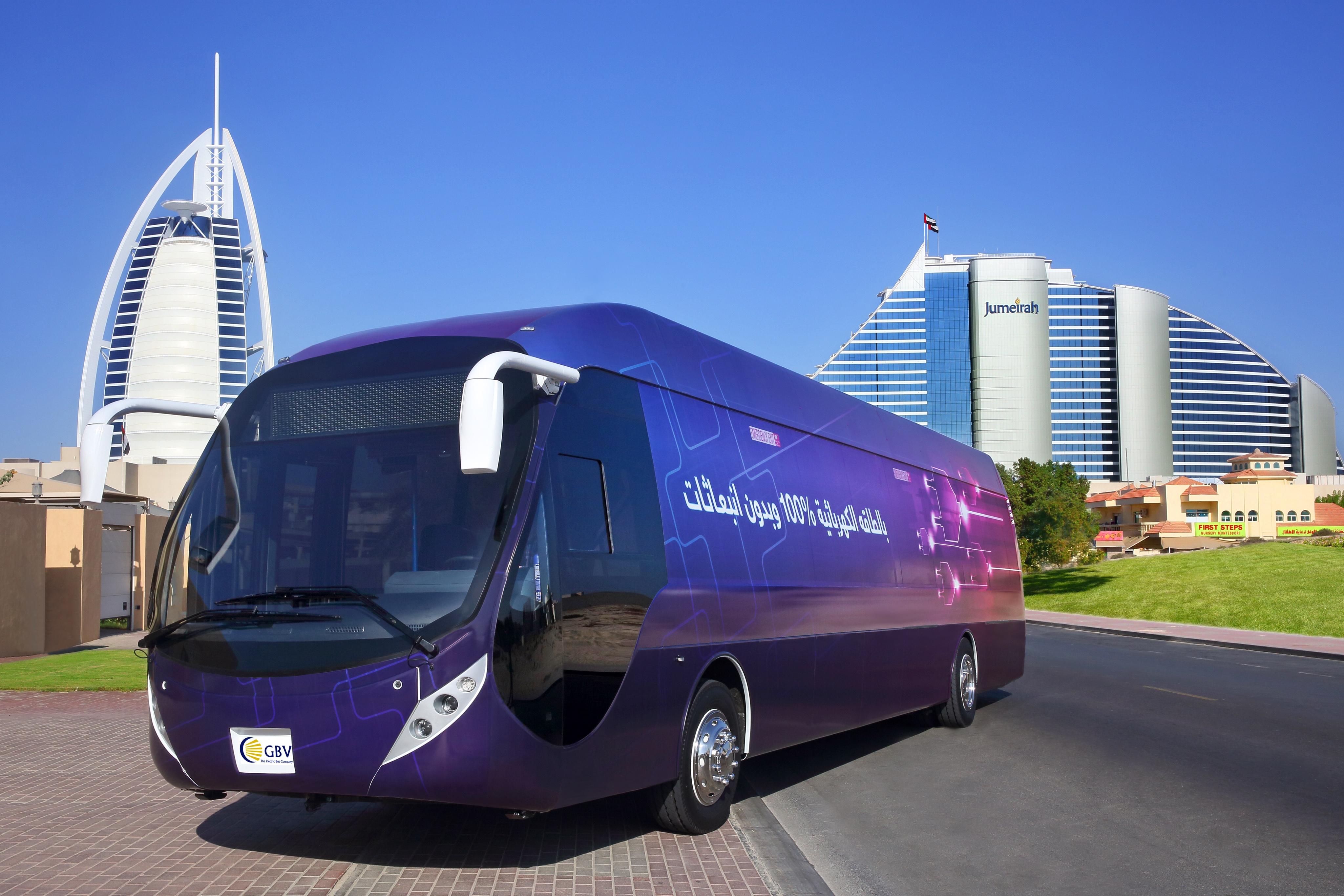 Global Bus Ventures