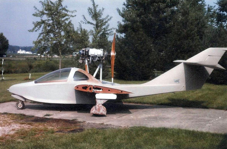 Custom Osprey II