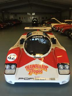 1985 Porsche Fabcar