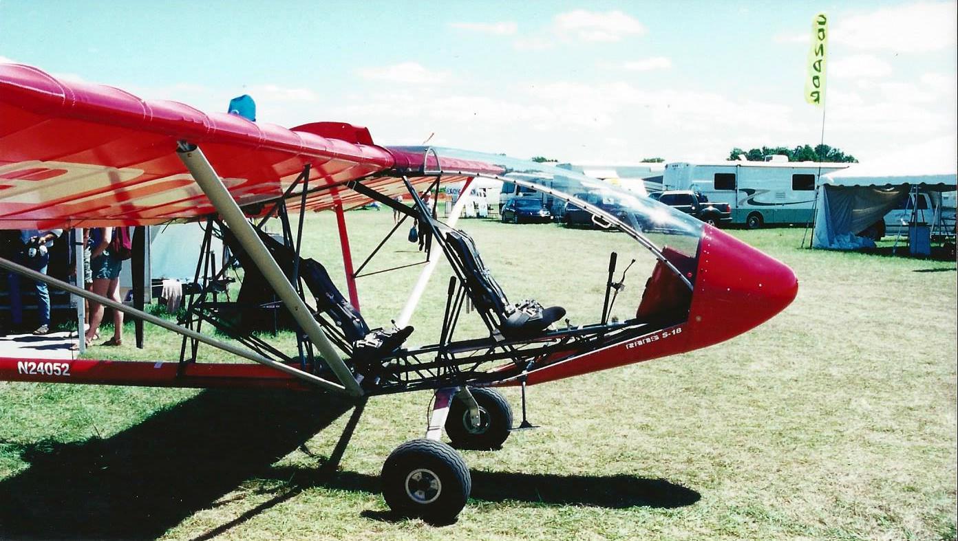 Rans S-18 Stinger