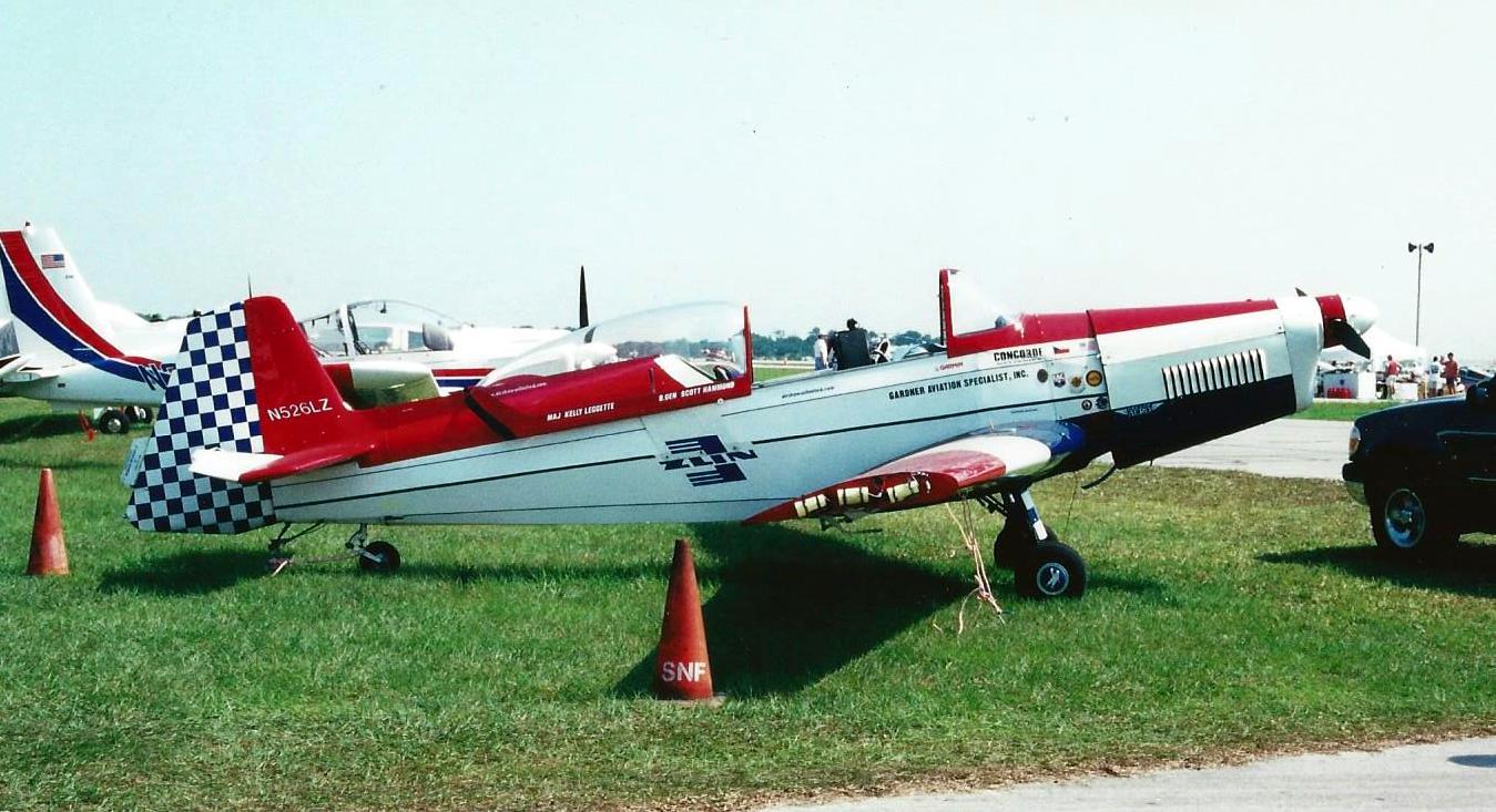 Custom Zlin Z 526