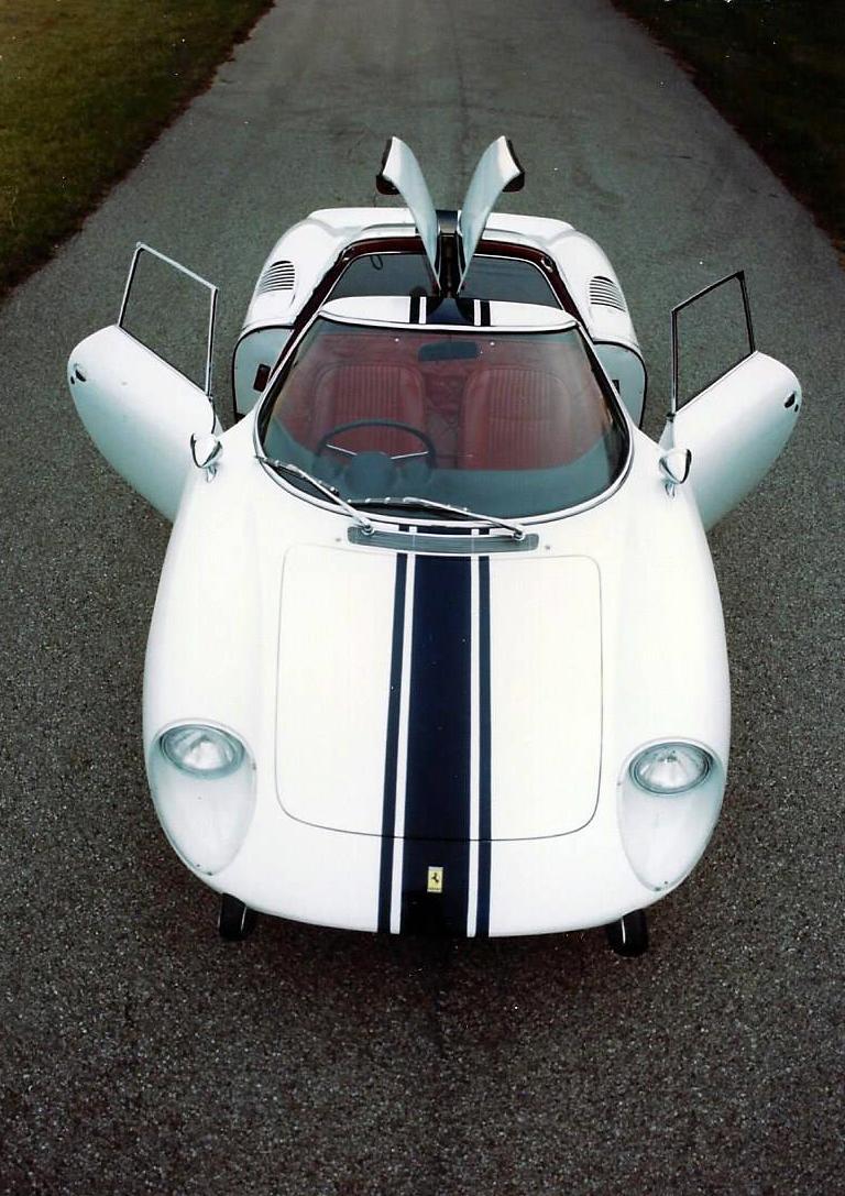1965 Ferrari 250LM by Pininfarina