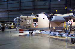 B-24 Strawberry Bitch
