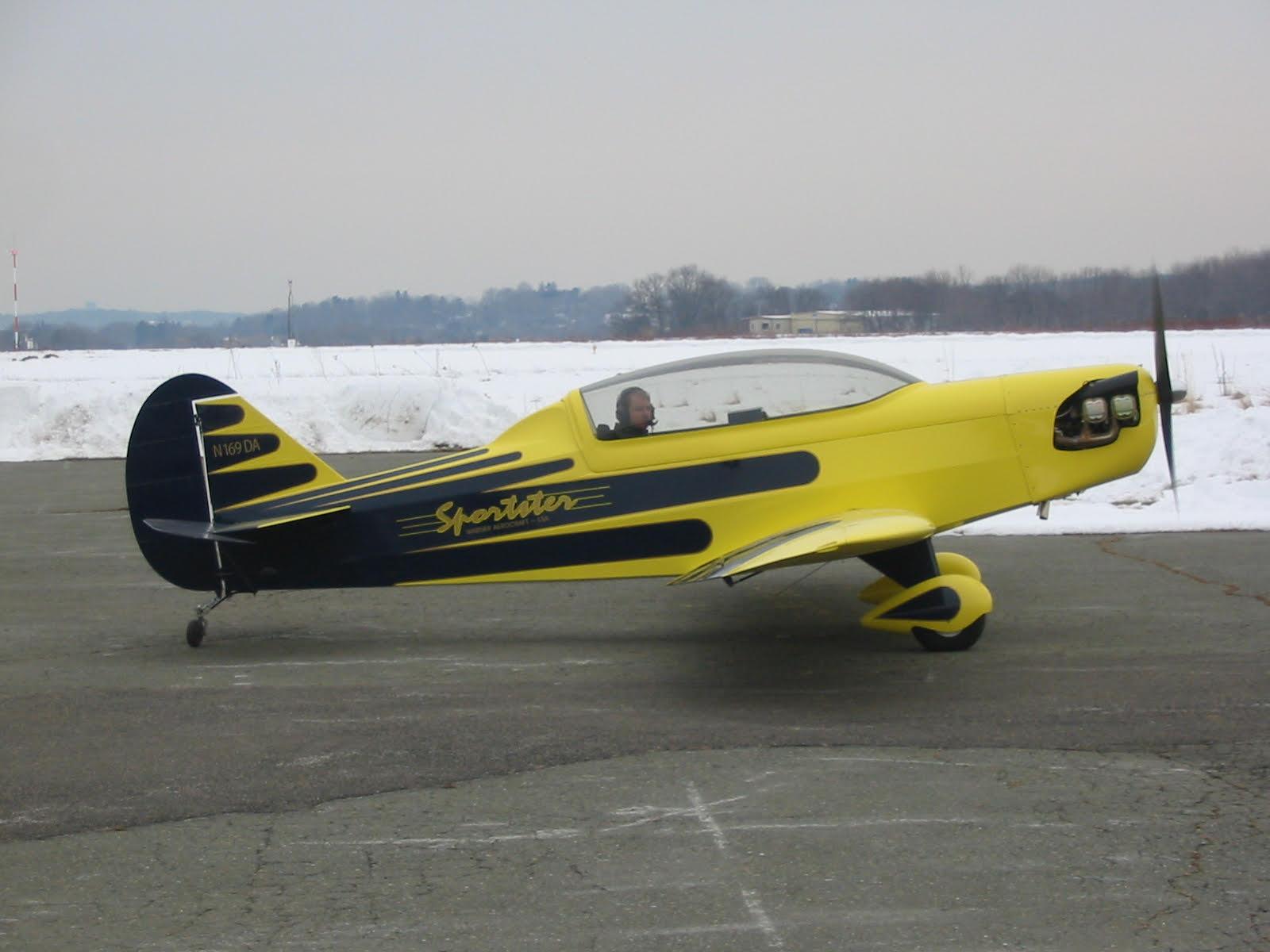 Warner Aerocraft Sportster