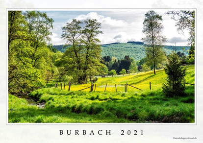 Kalender Burbach 2021 Anneke Hagen-de Waal