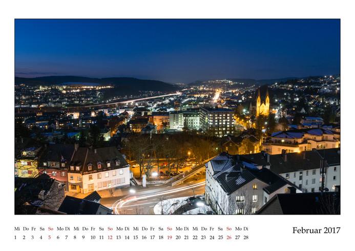 Fotokalender Siegen