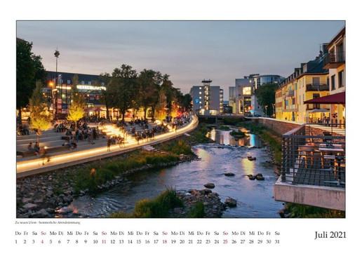 Kalender Siegen 2021