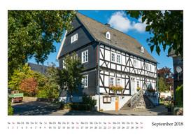 Kalender Burbach Anneke Hagen-de Waal