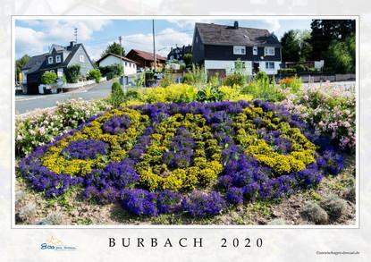 800 Jahre Burbach Fotokalender
