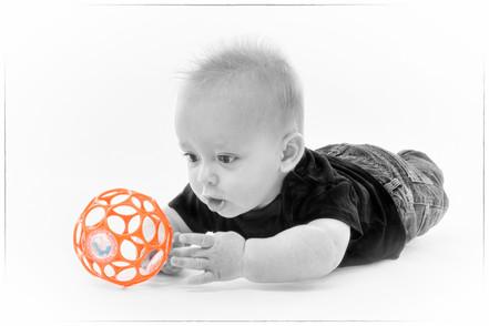 Baby Foto der Entdecker