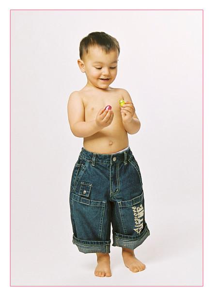 Jungenfoto, Kinderporträt