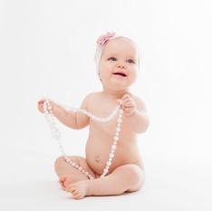 Babyfoto Ist die Kette für mich?