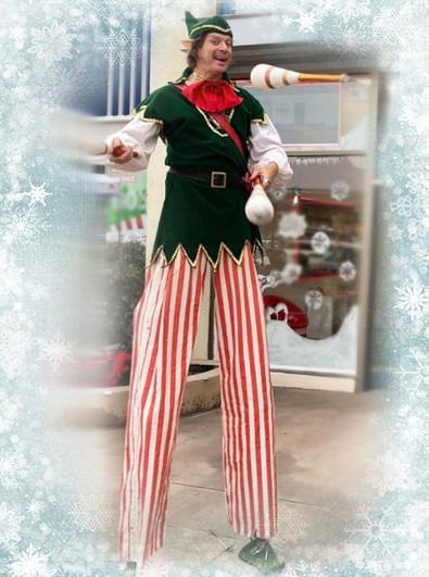 Worlds Tallest Elf