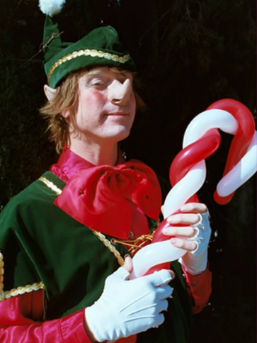 Ding-a-ling the Elf