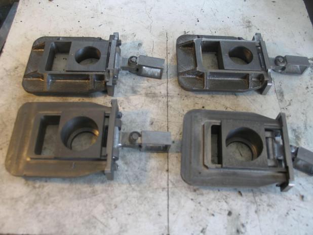 Axle Horns