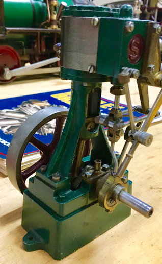 Small Stuart Engine