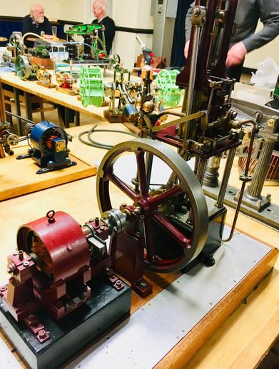 Stuart James Coombes Engine