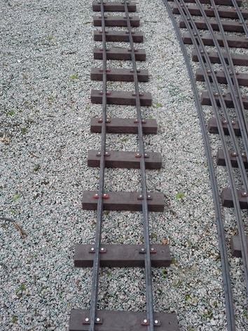 90ft Radius Track Panel