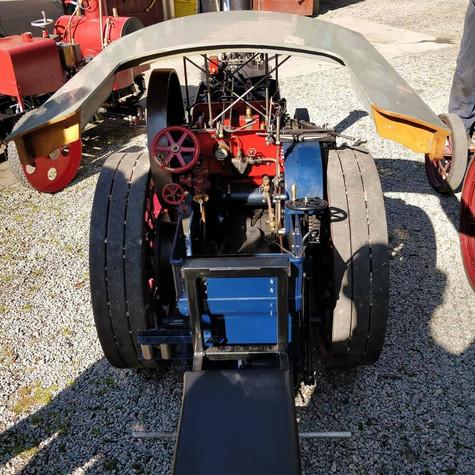 Burrell Double Crank Compound