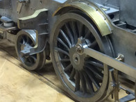 BR Standard Class 4 Tank engine Chassis