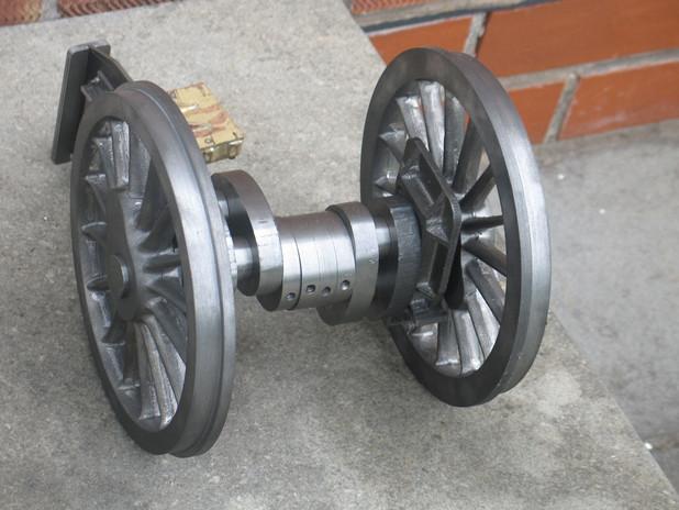 Crank Axle Parts