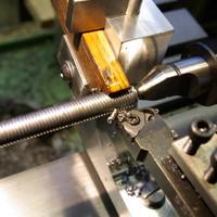 Cutting the thread