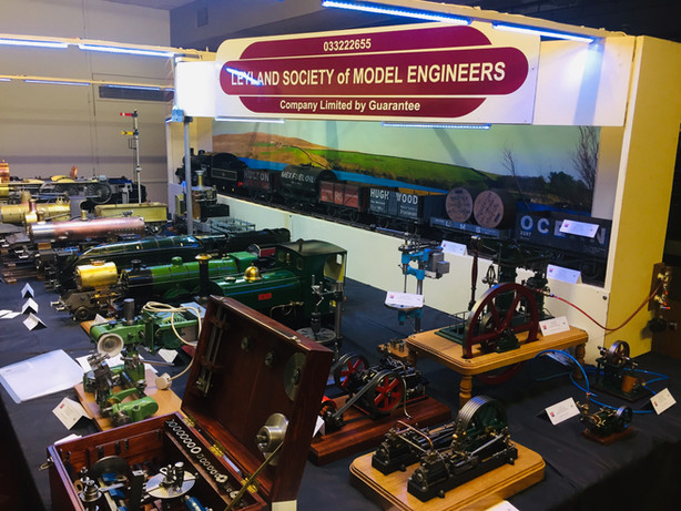 The LSME Stand