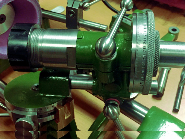 Quorn Tool Grinder
