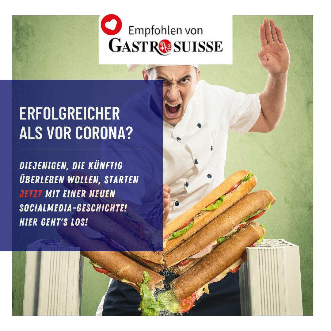 Webinar für Gastronomen