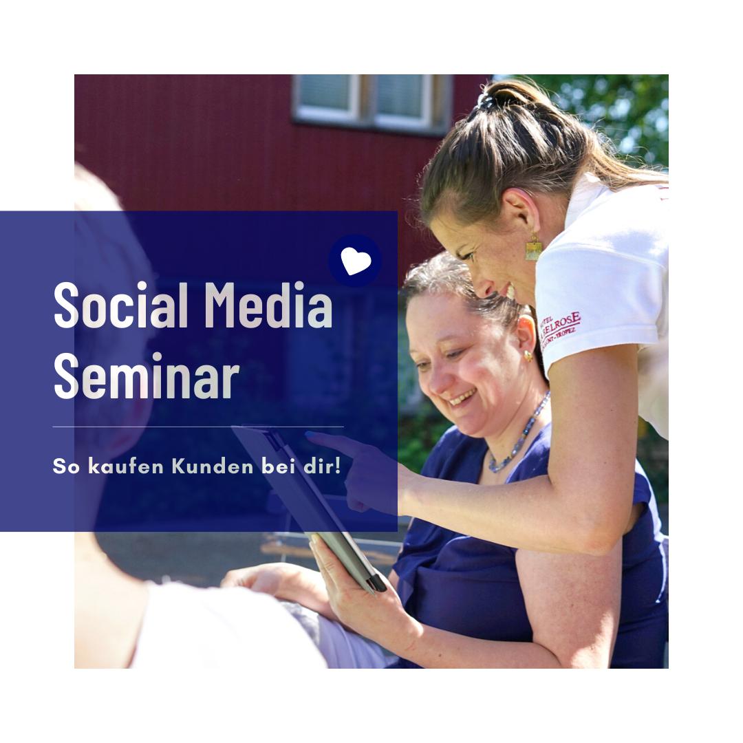 Happy Social Media Seminar